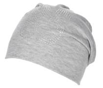 Mütze graumeliert