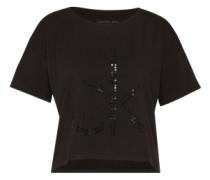 Shirt 'Teca-8' schwarz