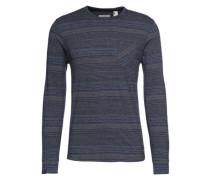 Shirt 'LM Jacks Special LS Top' indigo