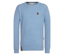 Male Knitwear Zapzarap Zip Zap III blau