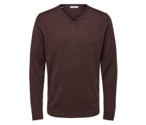 "Pullover ""SH Tower"" bordeaux"