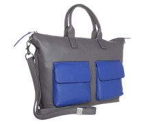 Business-Bag 'Toulouse 6' grau