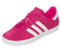 Sneaker Gazelle 2 Junior pink / weiß
