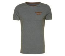 T-Shirt 'Suppenkasper V' grau