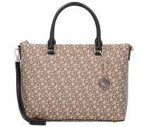 Handtasche hellbeige / braun