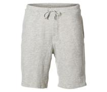 Sweat-Shorts graumeliert