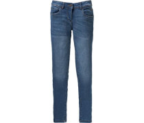 Jeans 'lissie' blau