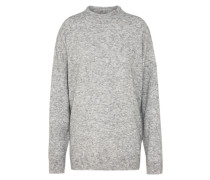 Pullover 'Bomb knit' grau