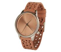 Armbanduhr 'Estelle Cutout' rot