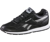 Royal Glide Sneaker Damen schwarz / silber