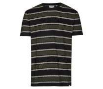 Shirt schwarz / grün