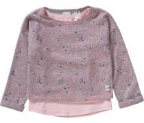 Set Pullover + Top für Mädchen grau