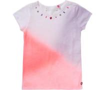 T-Shirt Kookys für Mädchen lila / pink / rosa