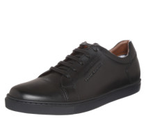 Sneaker Low 'Charlton' schwarz