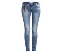 Skinny Jeans 'Brooklyn' blau