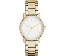Armbanduhr »Soho Ny2343« gold