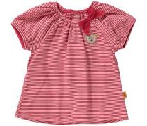 Baby T-Shirt für Mädchen rot / weiß