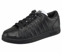 Sneaker 'Lozan Iiitt Croco' schwarz / weiß