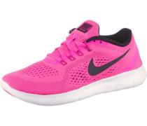 Free Run Laufschuhe Damen pink