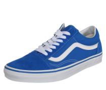 Sneaker 'Old Skool' blau / weiß