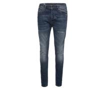 Jeans 'freston' blau
