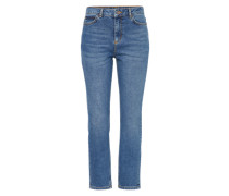 Straight Fit Jeans 'Anna' blue denim