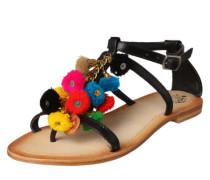 Sandale 'Nonor' mischfarben / schwarz