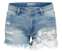 'Onlcarmen' Shorts blue denim