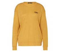 Sweatshirt 'Dazed Crew' schwarz