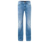 Straight Leg Jeans 'Antonio' blau