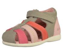 Sandalen beige / pink