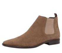 Chelsea-Boots 'wintro' braun
