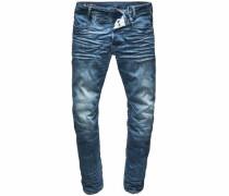 Slim-fit-Jeans 'D-Staq 3D Slim Fit'