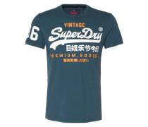 Shirt 'premium Goods DUO Tee' blau