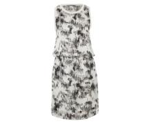 Sportliches Kleid 'Qerime' mischfarben / weiß