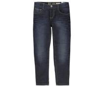 Jeans 'Tight Fit Mid' blue denim