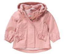 Baby Parka 'nitmadaline' für Mädchen rosa