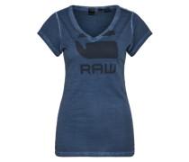 T-Shirt 'Suphe' dunkelblau