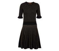 Kleid 'Illora' schwarz