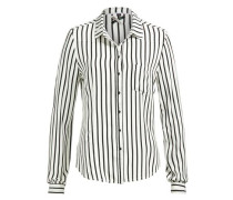 Shirt 'conny' schwarz / weiß