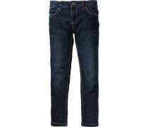 Jeans für Jungen blau / dunkelblau