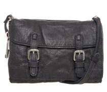 Umhängetasche 'Postbag' schwarz