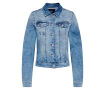 Jeansjacke 'new Chris' blue denim