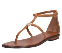 Sandale 'nalaine' braun