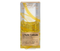 'L'Huile Cuticle Care Nourishing Argan' Nagellack transparent