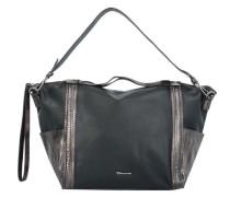 Donata Shopper Tasche 52 cm schwarz