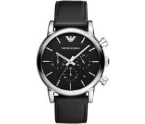 Chronograph 'ar1733' schwarz