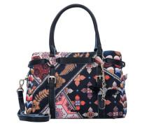 Bols San Marino Retro Fresh Handtasche 30 cm mischfarben / schwarz