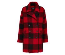 Pullover 'Kylie' rot / schwarz