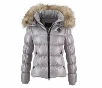 Two-in-One Winterjacke 'Cora' taupe